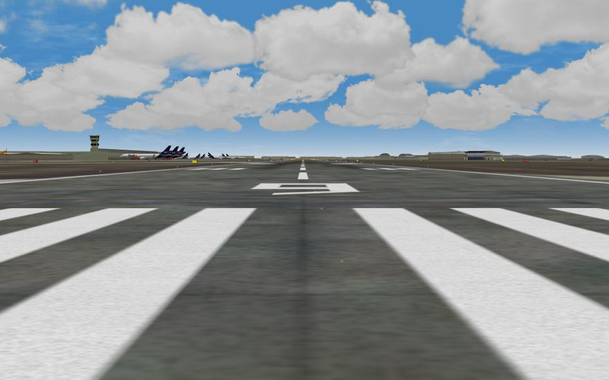With Air Training Support's new high resolution visuals, airports and environments are rendered in amazing detail.